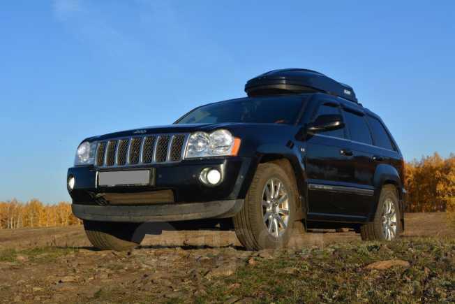 Jeep Grand Cherokee, 2007 год, 620 000 руб.