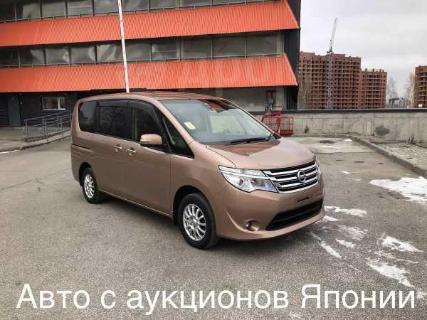 Nissan Serena, 2014 год, 1 015 000 руб.