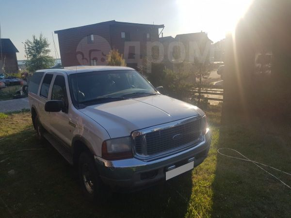 Ford Excursion, 2001 год, 700 000 руб.