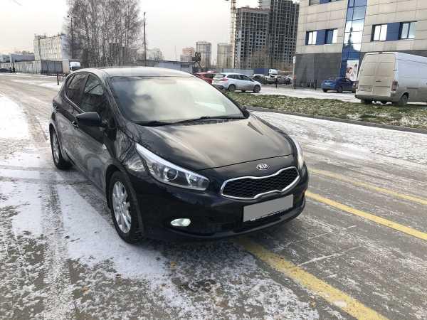 Kia Ceed, 2013 год, 519 000 руб.
