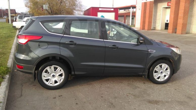 Ford Kuga, 2014 год, 1 020 000 руб.