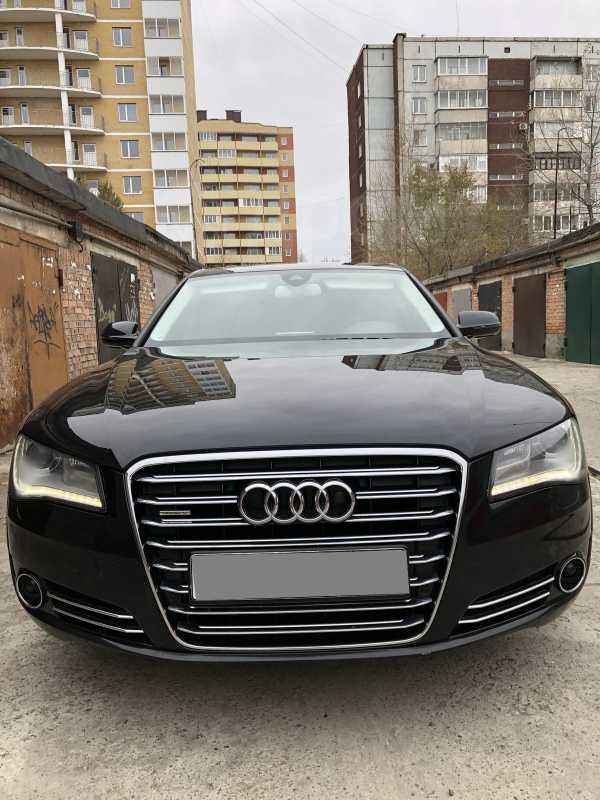 Audi A8, 2010 год, 1 250 000 руб.