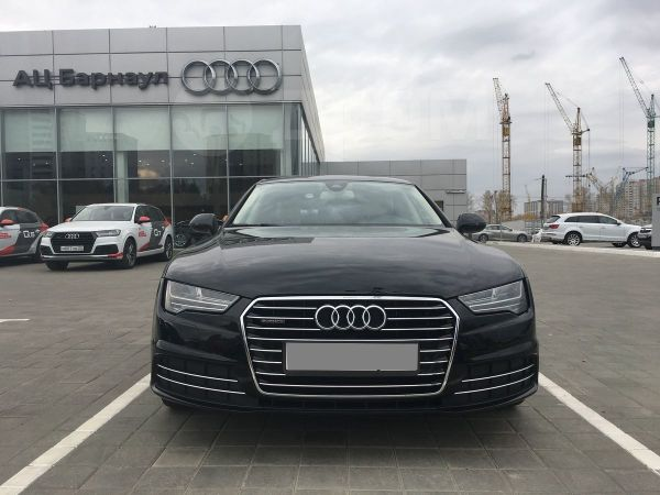 Audi A7, 2015 год, 2 250 000 руб.