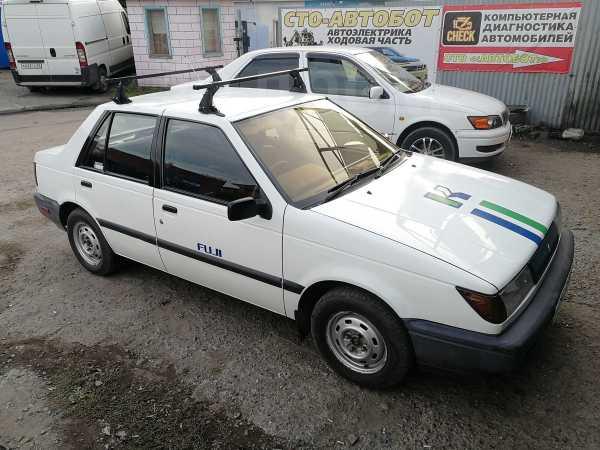 Isuzu Gemini, 1988 год, 80 000 руб.