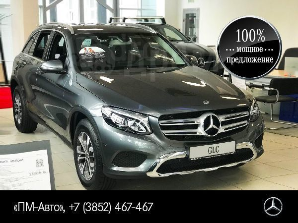 Mercedes-Benz GLC, 2018 год, 3 090 000 руб.