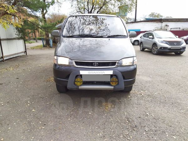 Toyota Granvia, 1999 год, 350 000 руб.