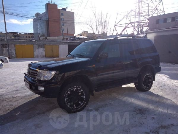 Toyota Land Cruiser, 2005 год, 1 149 000 руб.