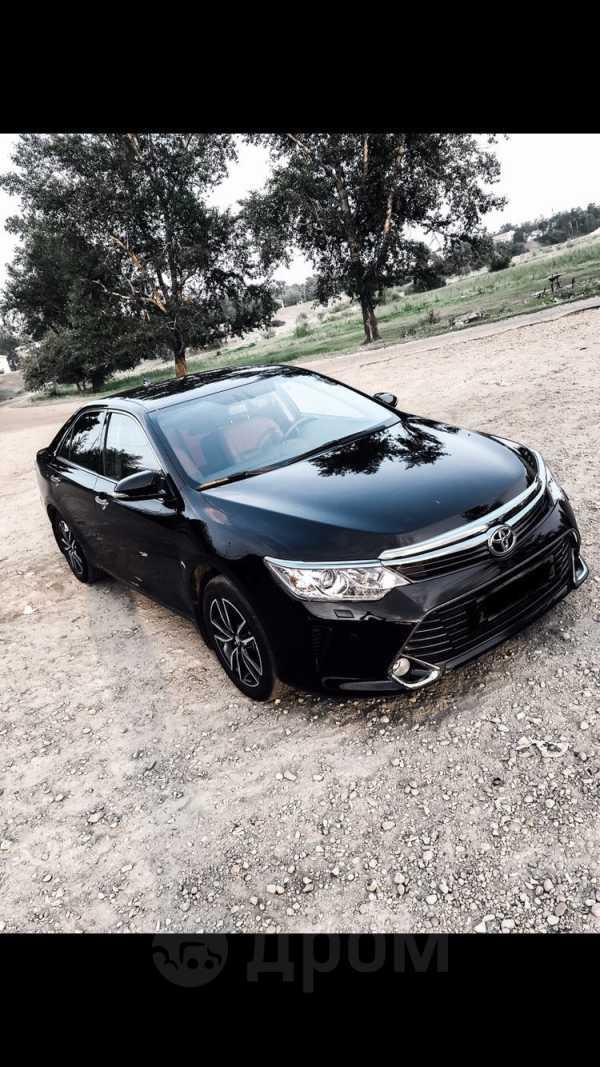 Toyota Camry, 2017 год, 1 690 000 руб.