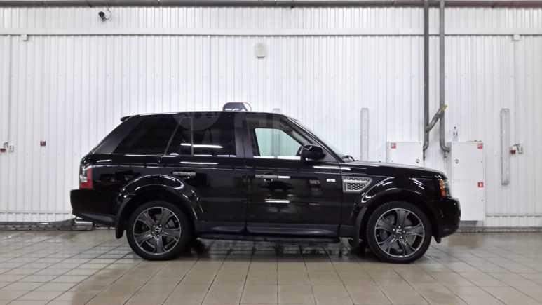 Land Rover Range Rover Sport, 2010 год, 1 500 000 руб.