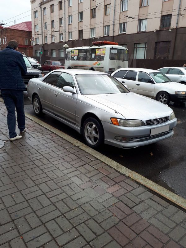 Toyota Mark II, 1994 год, 199 000 руб.