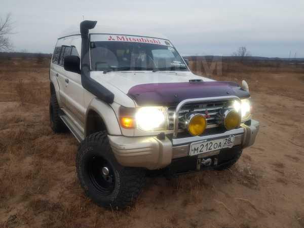 Mitsubishi Pajero, 1997 год, 630 000 руб.