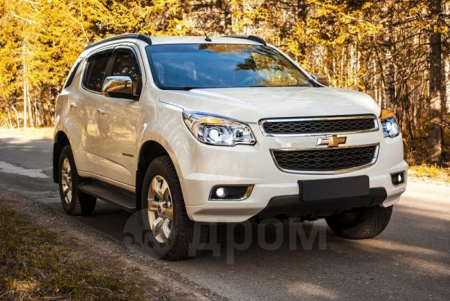 Chevrolet TrailBlazer, 2013 год, 1 060 000 руб.