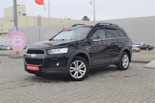 Chevrolet Captiva, 2014 год, 975 000 руб.