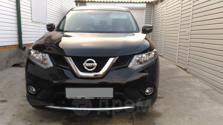Nissan X-Trail, 2017 год, 1 399 000 руб.