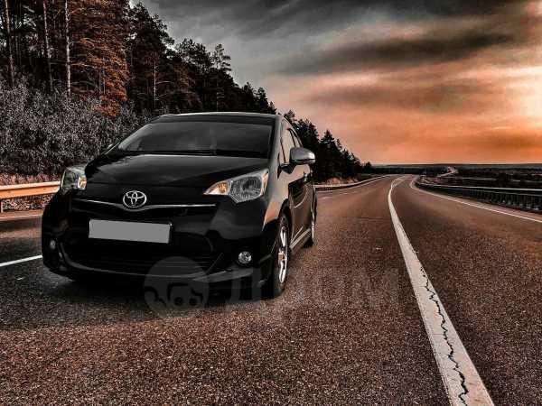 Toyota Ractis, 2012 год, 600 000 руб.