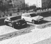 Спасск-Дальний Caldina 1999
