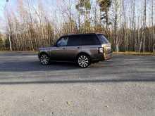 Пыть-Ях Range Rover 2012