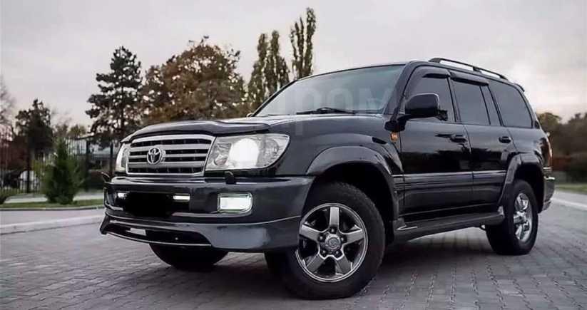 Toyota Land Cruiser, 2004 год, 1 330 000 руб.