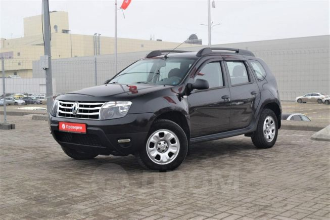 Renault Duster, 2012 год, 485 000 руб.