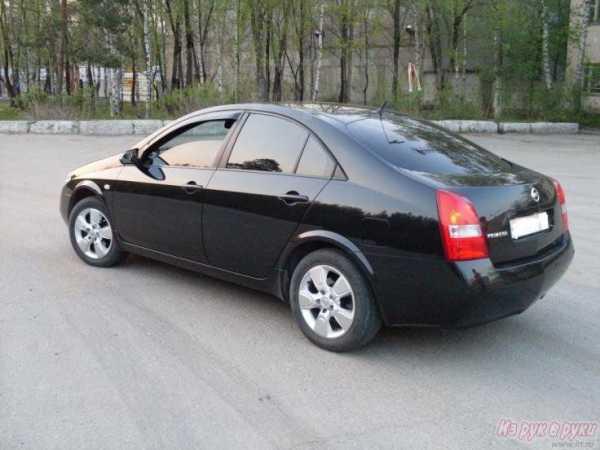 Nissan Primera, 2004 год, 490 000 руб.