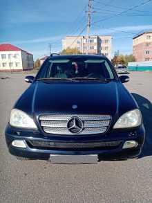 Омск M-Class 2002