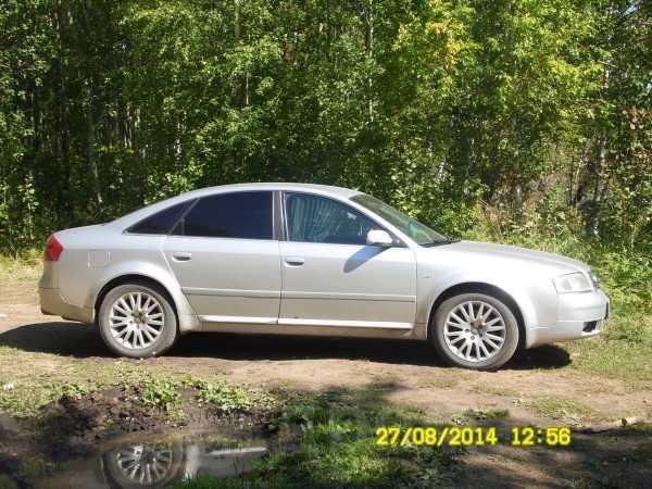 Audi S6, 2001 год, 350 000 руб.