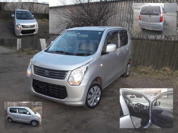 Suzuki Wagon R, 2014 год, 358 888 руб.