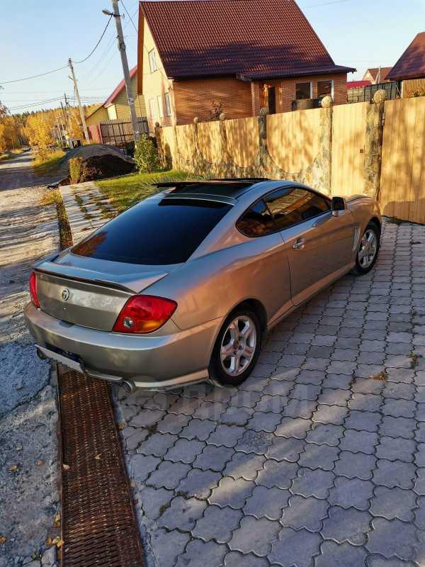 Hyundai Tuscani, 2003 год, 365 000 руб.