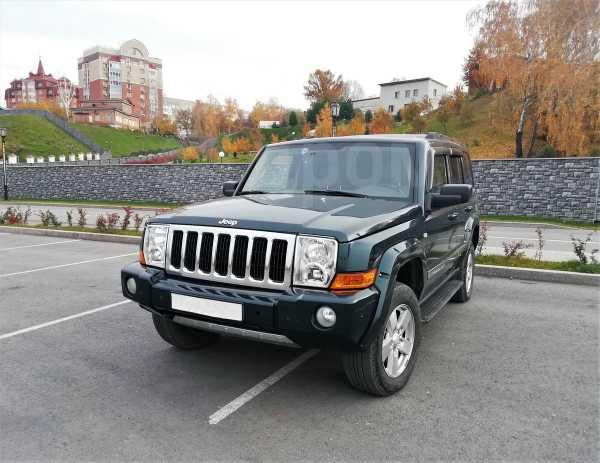 Jeep Commander, 2006 год, 795 000 руб.