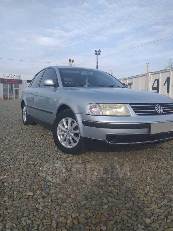 Volkswagen Passat, 2000 год, 260 000 руб.