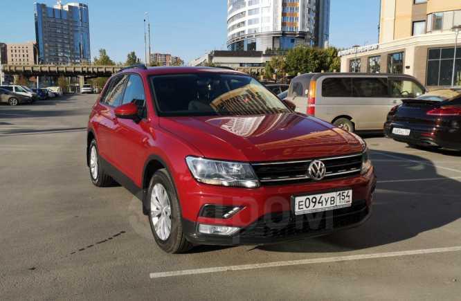 Volkswagen Tiguan, 2017 год, 1 269 000 руб.