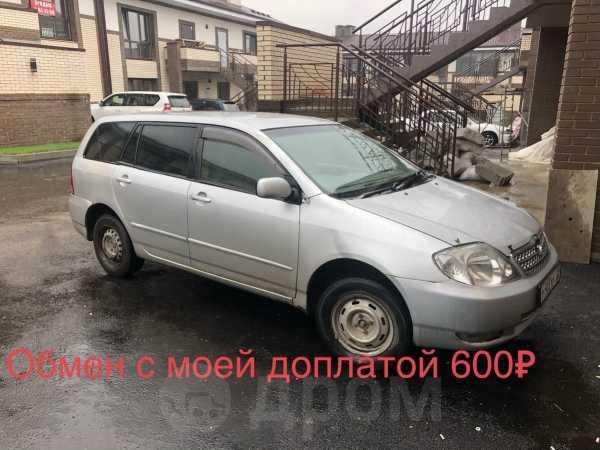 Toyota Corolla Fielder, 2000 год, 200 000 руб.