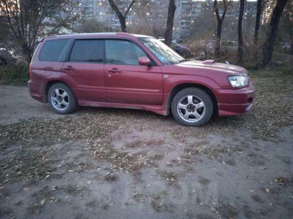 Subaru Forester, 2002 год, 390 000 руб.