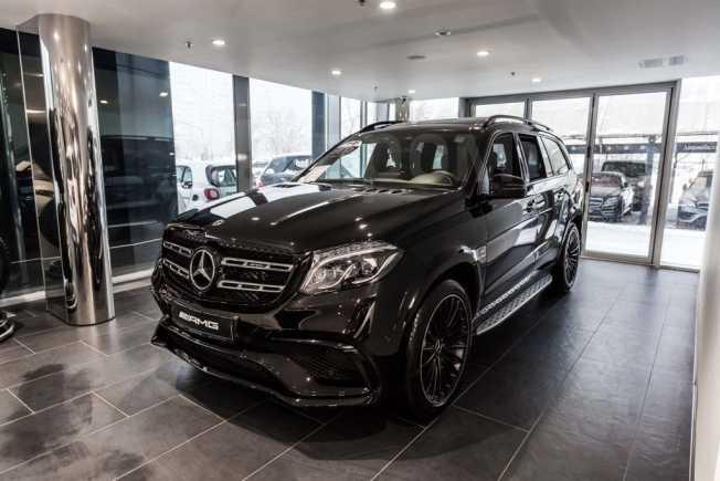 Mercedes-Benz GLS-Class, 2018 год, 8 201 140 руб.