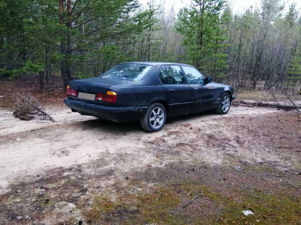 BMW 7-Series, 1990 год, 180 000 руб.