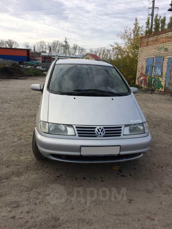 Volkswagen Sharan, 1999 год, 220 000 руб.