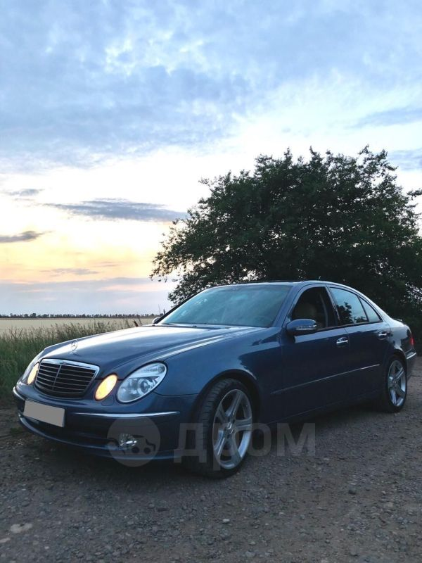 Mercedes-Benz E-Class, 2004 год, 615 000 руб.