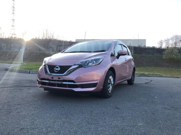 Nissan Note, 2017 год, 515 000 руб.
