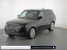 Москва Range Rover 2019