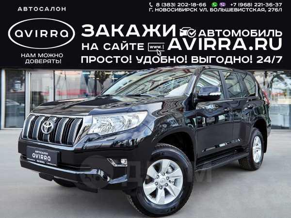 Toyota Land Cruiser Prado, 2018 год, 2 801 000 руб.