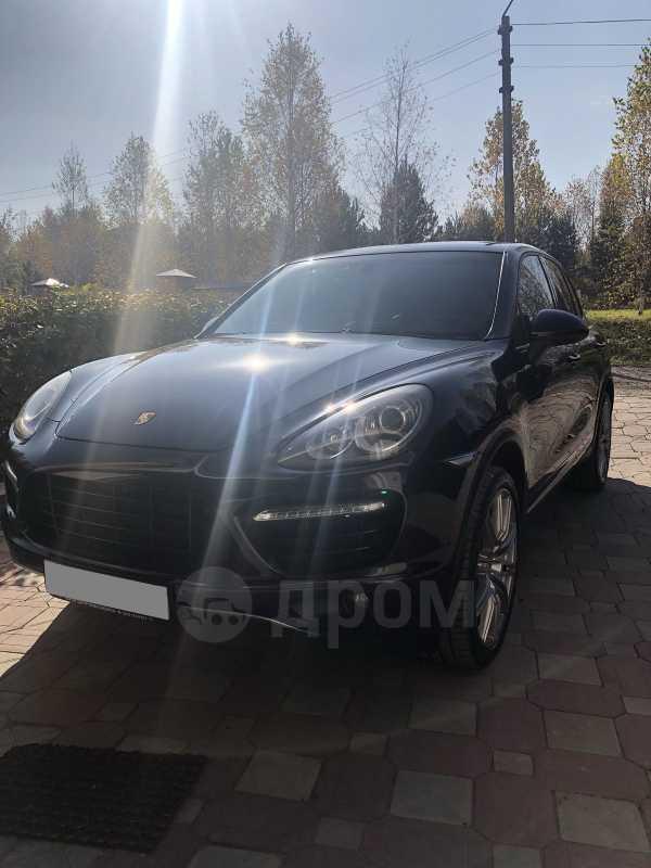 Porsche Cayenne, 2011 год, 1 890 000 руб.