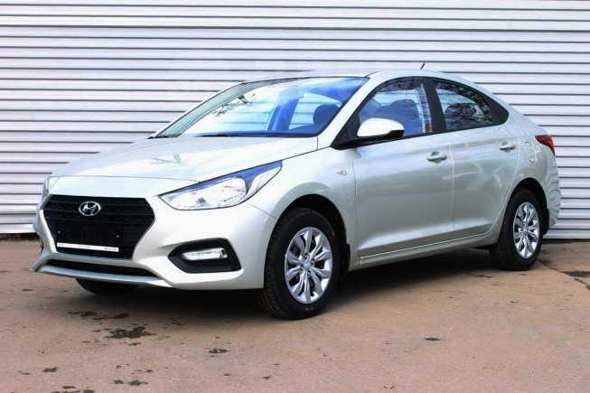 Hyundai Solaris, 2019 год, 895 000 руб.