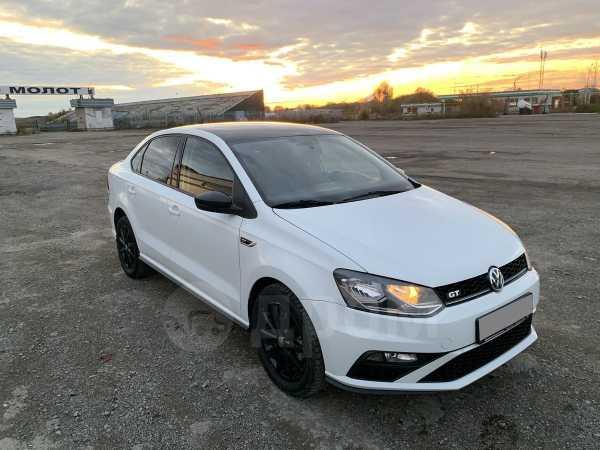 Volkswagen Polo, 2018 год, 850 000 руб.
