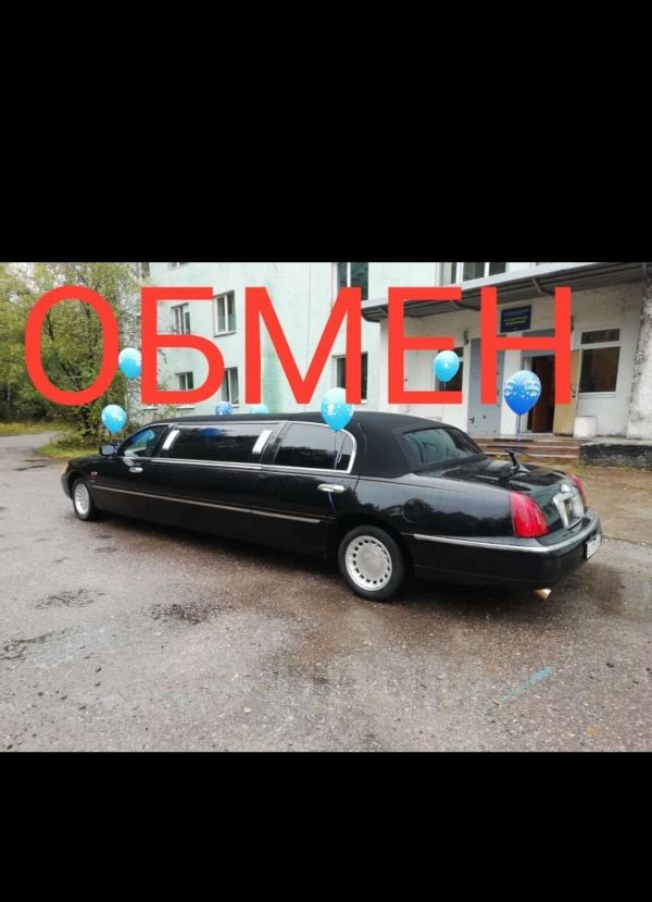 Lincoln Town Car, 1999 год, 530 000 руб.
