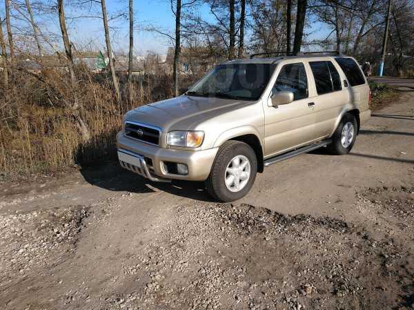 Nissan Pathfinder, 2000 год, 399 999 руб.