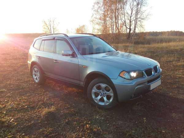 BMW X3, 2006 год, 644 000 руб.