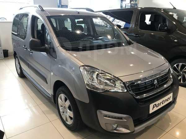 Peugeot Partner Tepee, 2018 год, 1 399 000 руб.