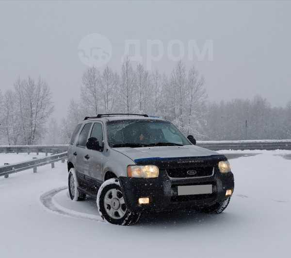 Ford Escape, 2003 год, 390 000 руб.