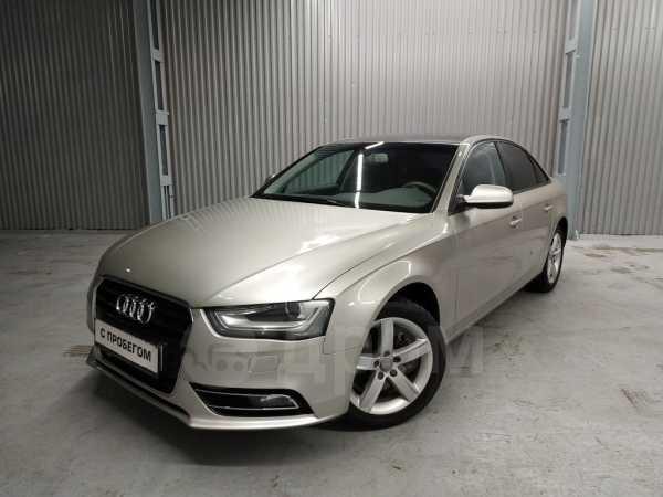 Audi A4, 2012 год, 548 000 руб.
