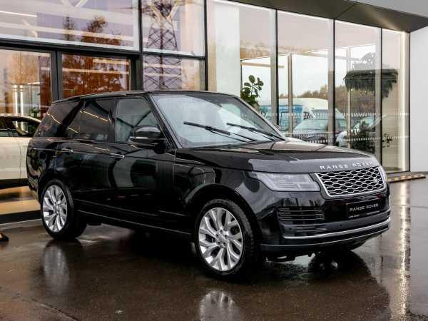 Land Rover Range Rover, 2019 год, 9 152 000 руб.